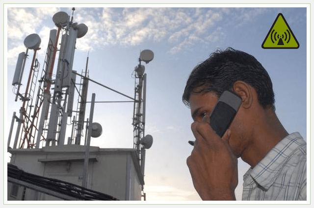 Вышка сотовой связи рядом с домом вред